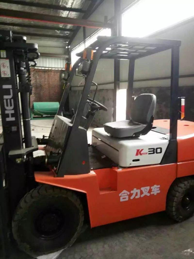 北京三吨四吨六吨合力叉车公司闲置半价13691215129二手柴油叉车市场