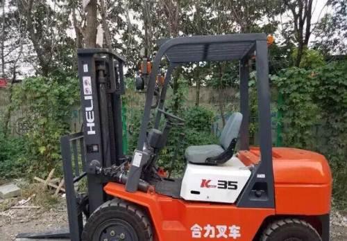 全新合力三吨四吨六吨叉车15801271905杭州现代节油型叉车半价转让