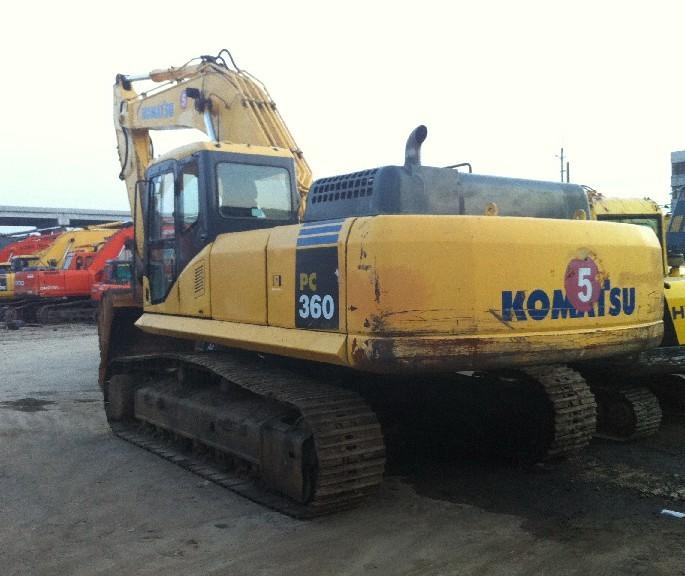 KOMATSU小松PC360-7挖掘机转让