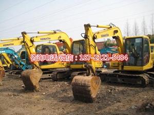 二手小松日立神钢60-70-75-80小型挖掘机