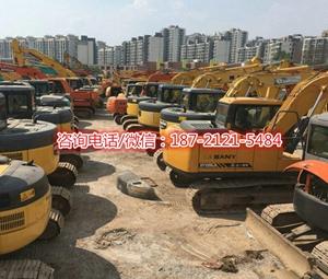 二手120-150-200-240-360中大型挖掘机