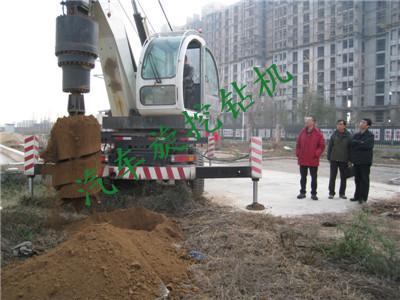 旋挖钻机更新换代