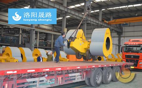 洛阳山岛SD25-1液压冲击碾 高速路基专用压实设备