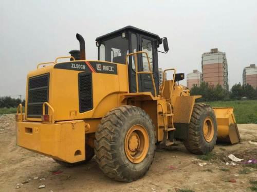 北京市柳工装载机zl50cn全新二手9成新龙工铲车