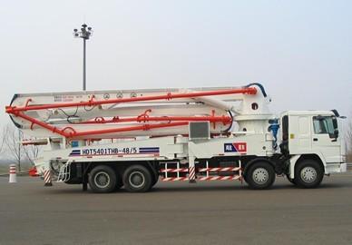 HDT5401THB-48/5泵车