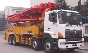 HB48B泵车