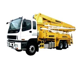 HJC5270THB泵车