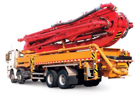 XTD5391THB(5R52)泵车