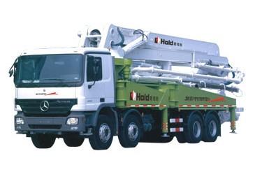 HDL5380THB泵车