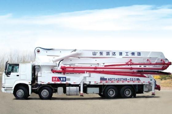 HDT5420THB-52/5泵车