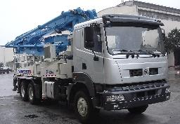 HB37E泵车