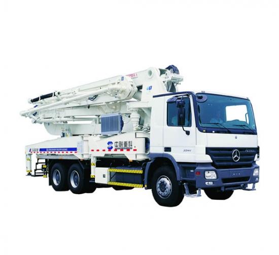 ZLJ5331THB泵车