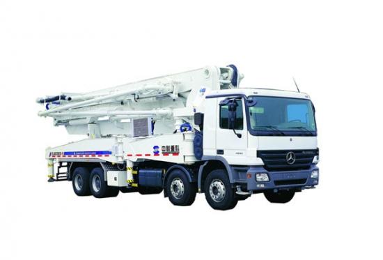 ZLJ5413THB125-49泵车