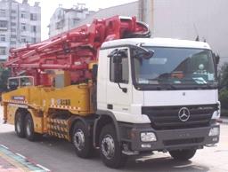 HB48C泵车