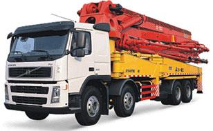 SY5230THB 28W泵车