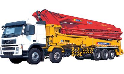 HB52泵车