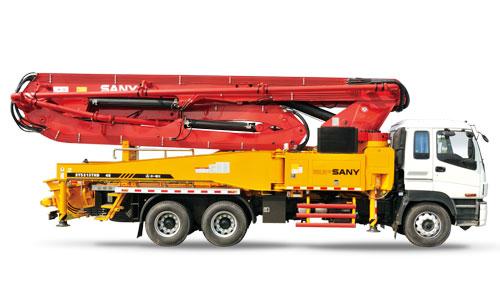 SY5313THB 46泵车