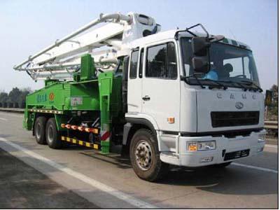 AH5257THB泵车