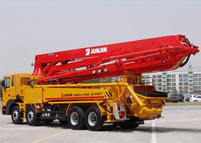JXR43-4.16HD泵车