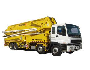 HJC5390THB泵车