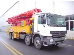 HB46泵车