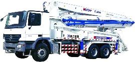 HB37B泵车