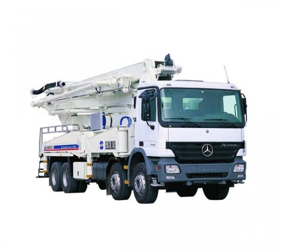 ZLJ5401THB125-46泵车