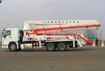 HDT5291THB-37/4泵车