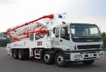 HDT5340THB-42/4泵车