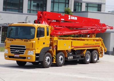 JX-H4170泵车