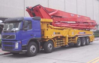 HB56泵车