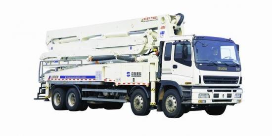 ZLJ5300THB125-40泵车