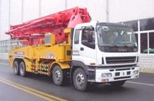 HB46A泵车