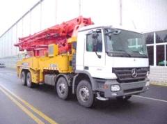 HB45泵车