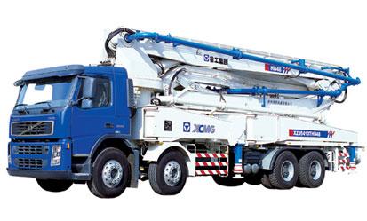 HB44(volvo)泵车