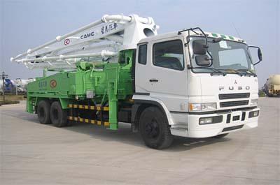 AH5381THB-47泵车