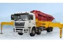 宜工JTZ5430THB混凝土泵车