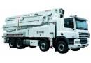 中联ZLJ5350THB 43X-5Z混凝土泵车