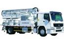 中联ZLJ5160THB混凝土泵车