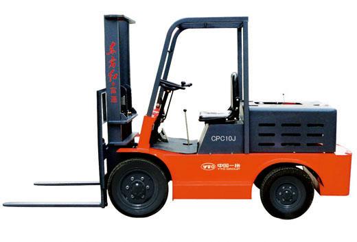 CPC10J叉车