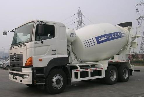 CLY5253GJB1搅拌车