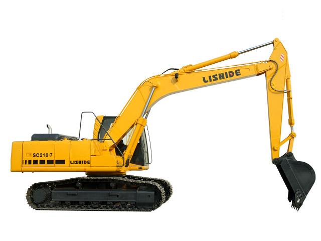 SC210.8挖掘机