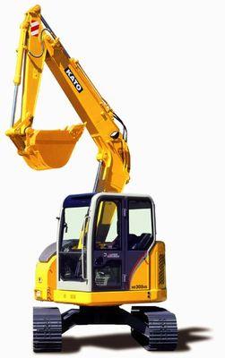 HD308US挖掘机