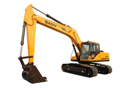 SY205C-8挖掘机