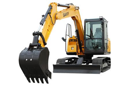 SY75C-9挖掘机
