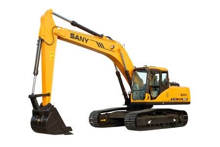SY215C-8挖掘机