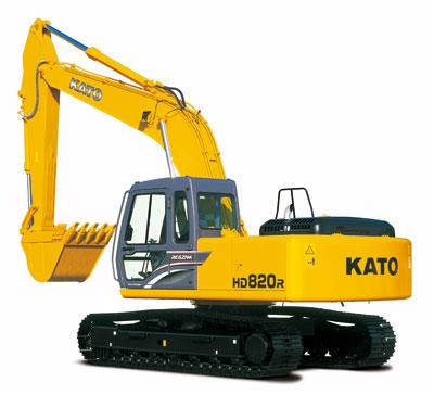 HD820R挖掘机