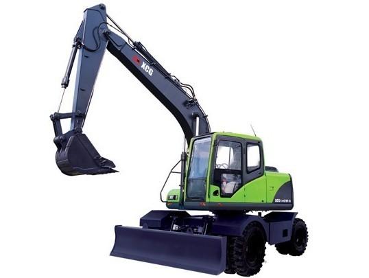 XCG140W-8挖掘机