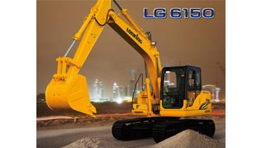 LG6150挖掘机