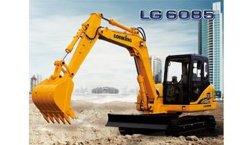 LG6085挖掘机